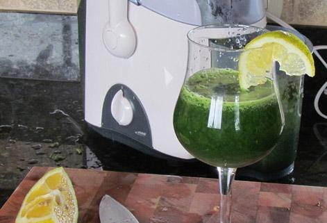 Organic Detoxification