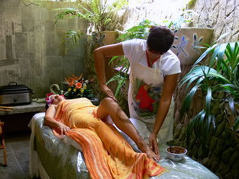 Waterfall Villas Massage