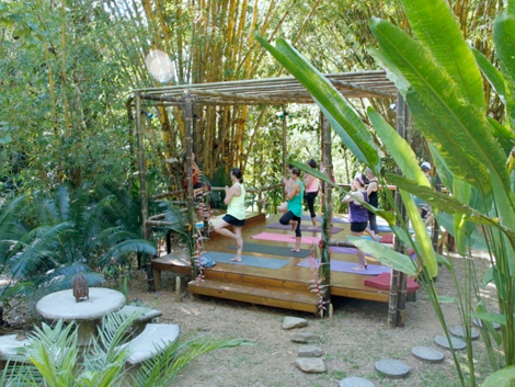 costa rica retreat venue waterfall villas yoga retreat