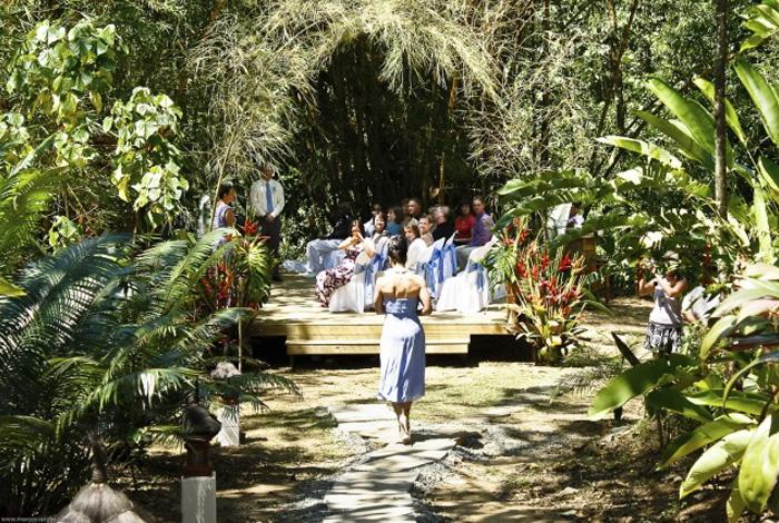 Waterfall Villas Wedding Destination