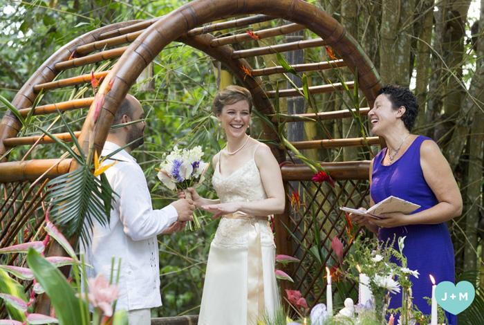 Waterfall Wedding Destination