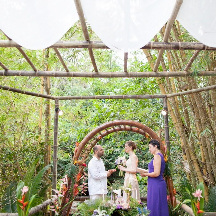 Group Weddings At The Waterfalls